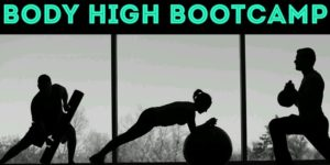 Body High Bootcamp - A CBD Fitness Experience by Caniventures - Multiple November 2017