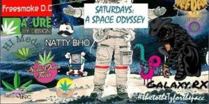 Galaxy.RX Presents Galaxy Saturdays: a Space Odyssey - October 14 2017