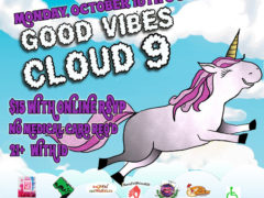 Good Vibes Cloud 9 Hosted by Cannabis Karma - October 16 2017