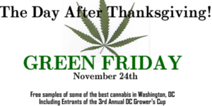 Green Friday 2! by Capitol City Seeds and GrownNDC.com - November 24 2017