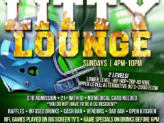 LITTY LOUNGE SUNDAYS Hosted by The High Society DC Events - October 15 2017