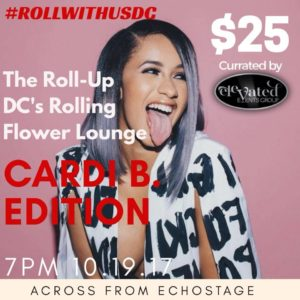 Roll Up Hosted by Rise Rides and Elevated Events Group - October 19 2017