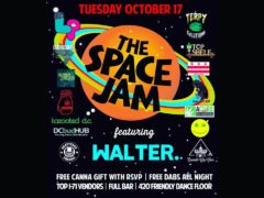 THE SPACE JAM Hosted by SPACE JAM DC - October 17 2017