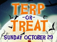 Terp or Treat Halloween Pop-Up Hosted by Cloud Events DC - October 29 2017