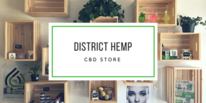 The DMV's First Ever CBD Store (Soft Opening) - October 27 2017