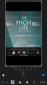 The High Life: featuring PuttersHouse - October 21 2017