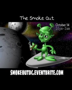 The Smoke Out by Supreme Delights - October 14 2017