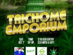 Trichome Emporium Hosted by Trichome Honey Concepts - October 7 2017