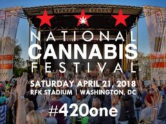 2018 National Cannabis Festival - April 21 2018