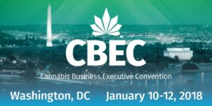 Cannabis Business Executive Convention - January 10 - 12 2018