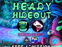 Heady Hideout Hosted by Terpy Solutions - December 1 2017