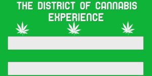 """Mamajuana Edibles """"DC"""" The District of Cannabis Experience - December 2 2017"""