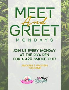 Meet and Greet Mondays Hosted by DC 's Sweet Sensations - November 6 2017