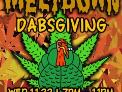 Meltdown Dabsgiving Hosted by Terpy Solutions - November 22 2017