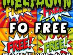 Meltdown Fo Free Hosted by Terpy Solutions - November 15 2017
