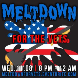 Meltdown for the Vets Hosted by Terpy Solutions - November 8 2017