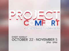 Project Comfort Hosted by DC 's Sweet Sensations - November 5 2017