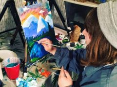 Puff, Pass & Paint - DC - November 2017 Dates
