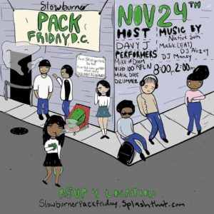 SlowburnerPackFriday - November 24 2017