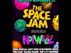 The Space Jam feat. Nolweez Hosted by SPACE JAM DC - November 21 2017