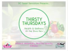 Thirsty Thursdays Hosted by DC 's Sweet Sensations - November 9 2017