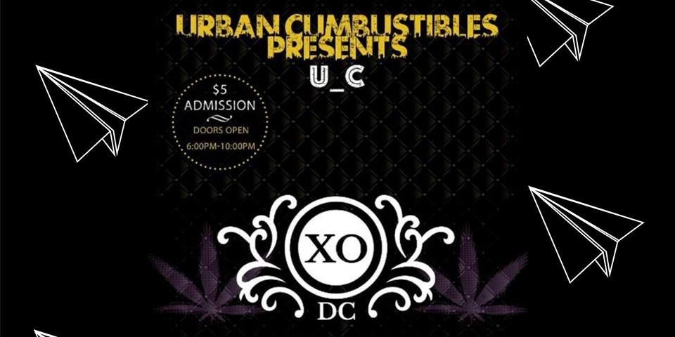 U_C FRHIGHDAYS Hosted by Urban Combustables - December 13 2017