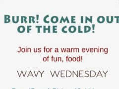 Wavy Wednesday Hosted by Art and Edible World - December 13 2017