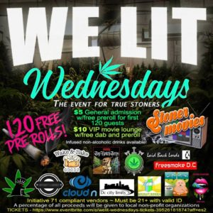 Welit Wednesdays - Multiple 2017 Dates