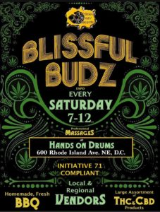 Blissful Budz Christmas Smokeout Hosted by Trichome Honey Concepts - December 23 2017