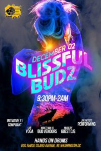 Blissful Budz Hosted by Trichome Honey Concepts - December 2 2017