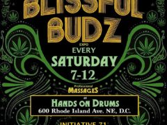 Blissful Budz Hosted by Trichome Honey Concepts - December 9 2017