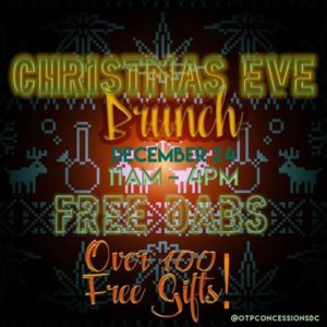 CHRISTMAS EVE BRUNCH!!!! Hosted by Otp Concessions DC - December 24 2017