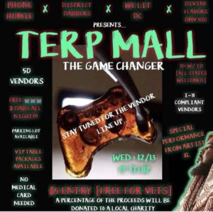 Celebrate Phone Homie's Bday at Terp Mall 2 - December 13 2017