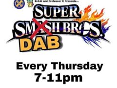 DOD Presents Super DAB Bros (DC) December 14 2017