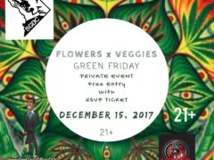 Flowers & Veggies Hosted by Scooby Dab Bington - December 15 2017
