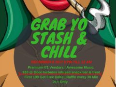 Grab Yo Stash & Chill Event Hosted by Maryjane Poppins - December 8 2017