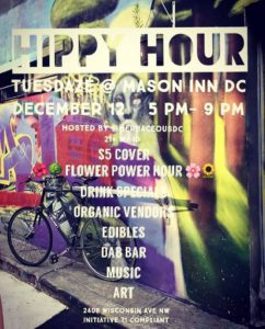Hippy Hour Hosted by Herbaceous DC - December 2017
