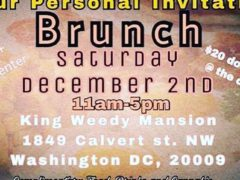 King Weedy Brunch - December 2 2017