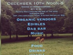 Pop-Up Farmer's Market Hosted by Herbaceous DC - December 10 2017