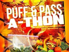 Puff And Pass A Thon Hosted by GlowBlow - December 9 2017