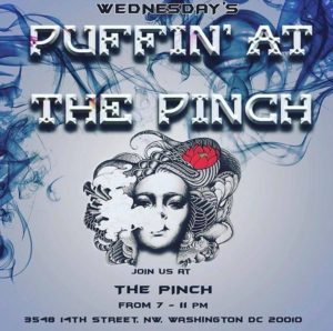 Puffin At The Pinch Hosted by Dope DC Creates Events - December 27 2017