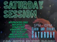 SECRET SATURDAY SESH!!!! Hosted by Otp Concessions DC - Multiple 2017 2018 Dates