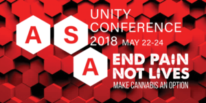 Americans for Safe Access Unity Conference 2018 (DC) May 22 2018
