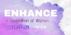 ENHANCE - A Celebration of Women by Highbrow Events (DC) February 24 2018