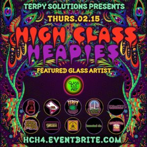 High Class Headies 4 (DC) February 15 2018
