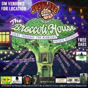 JustBlaze presents The BROCCOLI HOUSE (DC) February 15 2018