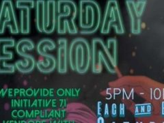 SECRET SATURDAY SESH! An i71 compliant event! by Ig:otpconcessionsdc (DC) Saturdays