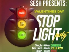 SESH DC Presents Valentines Day Stoplight Party (DC) February 14 2018