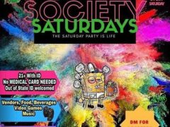 Society Saturdays (DC) February 24 2018