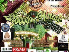 The Broccoli House Presented by JusBlaze (DC) February 24 2018